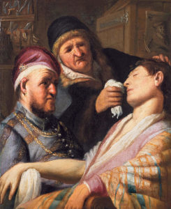 the_fainted_patient_by_rembrandt